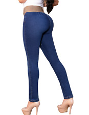 Authentic Colombian Push Up Jeans Colombianos Jeans Levanta Cola Butt Enhancing