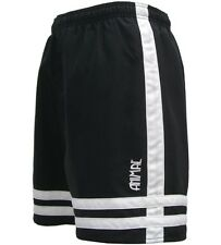 Animal Panther Elasticated Short Board Shorts in Black