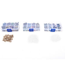 80 Pcs 8mm 10mm 12mm 8 Colors Plastic Safety Eyes For Teddy Bear Doll FOU