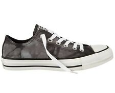 New Converse All Star Chuck Taylor Black Canvas Grey-Black Unisex Shoes