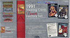 1991 Trading Cards Factory Set/Premier Edition Advanced Dungeons & Dragons
