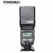 YONGNUO YN-685 Speedlite TTL Flash  For Canon+ YN-622C-TX Transceiver 7D II 5DII