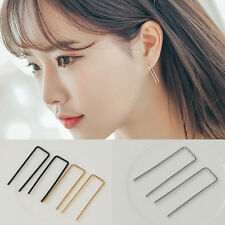1 Pair Fashion Punk Style Jewelry Ear Clip Wrap No Piercing Personality Earrings