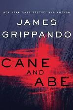Cane and Abe-James Grippando-Trade sized paperback-Uncorrected Proof-same cover
