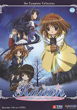 Kanon: The Complete Series (DVD, 2010, 4-Disc Set)
