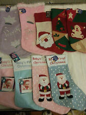 CHRISTMAS STOCKING, BABY'S FIRST, PRINCESS, TEDDY & MORE
