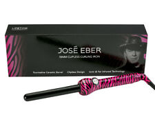 Jose Eber Curling Iron 19mm, Dual Voltage, Hair Curler, Curling Wand, 0.75 inch