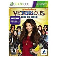 Victorious Time To Shine Xbox 360 Game  Brand New - Fast Ship - In Stock