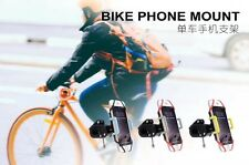 Universal Motorcycle Bicycle MTB Bike Handlebar Mount Holder For Cell Phone GPS