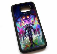Cover Case For Samsung Galaxy Note 2 3 4 5  The Legend Of Zelda Majoras Mask N64