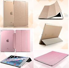 Pro Slim Smart PU Leather Case Cover Magnetic Stand For Apple iPad Mini Air 1/2