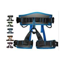 Safety Seat Harness Climbing Waist Belt Tree Carving Arborist Fall Arrest Equip