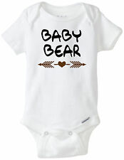 Baby Bear - Funny Baby Onesies Infant Newborn Boy Girl Clothes Bodysuit