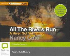 A River Not Yet Tamed by Nancy Cato Compact Disc Book (English)
