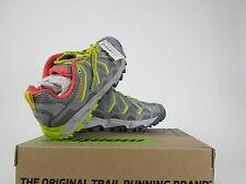 NEW Montrail Trans Alps, Womens Trail Running Shoes, Grey and Melon, NIB
