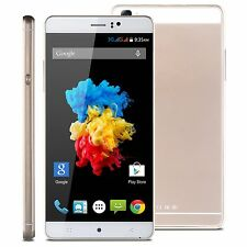 """6"""" 4 Quad Core Cell Phone Unlocked Dual SIM 3G GSM Smartphone Android 5.1 XGODY"""
