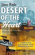 Desert Of The Heart (VMC), Good Condition Book, Rule, Jane, ISBN 184408678X