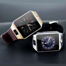 Bluetooth Smart Wrist Watch GSM SIM Phone Mate for Android IOS Samsung iPhone LG
