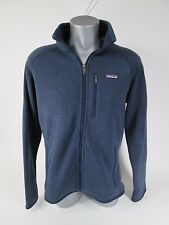 NEW Patagonia Men's Better Sweater Jacket, Medium, Dark Blue, NWT