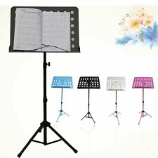 Flanger FL-05R Folding Music Stand Tripod Stand Holder With Carrying Bag NEW SM
