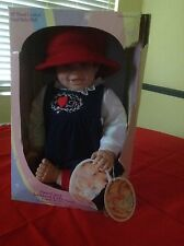 "Sweet and Inocent Collection cuddle me Babies 20"" Hand Crafted Vinil Baby Doll"