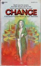 Ann Maxwell: Change. Science Fiction Popular Library [Canadian] 821066