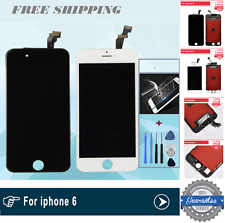 "For 4.7"" IPhone 6 Full LCD Screen Replacement Digitizer Touch Assembly Display"