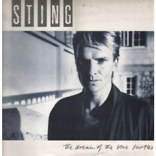 STING Dream Of The Blue Turtles LP VINYL UK A&M 1985 10 Track With Inner