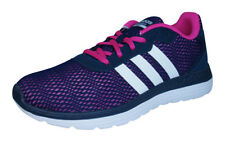 adidas Neo Cloudfoam Speed Womens Running Trainers / Shoes - Purple