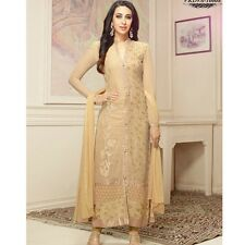 DESIGNER ANARKALI SALWAR KAMEEZ INDIAN PAKISTANI BOLLYWOOD DESIGNER PARTY DRESS