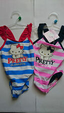 BNWT Hello Charmmy Kitty Girls swimsuit Pink Blue