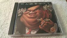 Warrant - Dirty Rotten Filthy Stinking Rich by Warrant (CD, Jan-1989, Columbia)