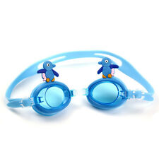 Kids Child Summer Anti-fog UV Protection Adjustable Swimming Goggles Glasses New