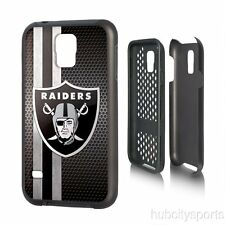 Oakland Raiders Samsung Galaxy S5 Phone Rugged Phone Cover Durable NFL