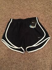 NEW WITH TAGS BLACK - NIKE Womens Tempo DRI-FIT Shorts Size SMALL 716453