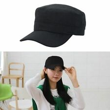 Unisex Army Cadet Military Plain Hat New Baseball Sports Casual Adjustable Cap