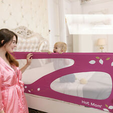 New Baby Guard Rail Baby Bed Safety Swing Down crib Toddler Summer Universal