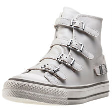 Ash Virgin Nappawax Womens Trainers Pearl New Shoes