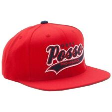 Obey 'On Deck' Snapback Cap Red,100% AUTHENTIC OBEY CLOTHING,BNWT,SHIPS VIA UK