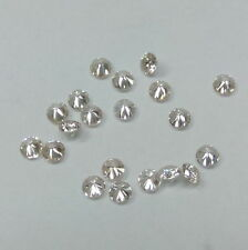 0.90mm to 3mm Round Natural White Diamond JK Color SI Quality Loose Diamonds