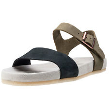 Clarks Originals Dusty Soul Womens Sandals Forest New Shoes