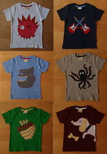 Boys Top Ex MINI BODEN T-Shirt 5 6 7 years NEW SIZING different from label
