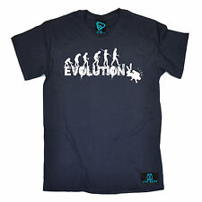Evolution Scuba Diver Open Water MENS T-SHIRT tee birthday gift funny diving