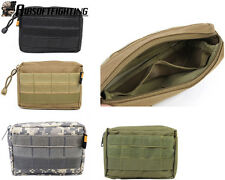 600D TOP Molle Utility EDC Accessory Belt Vest Pouch Black/OD for Maxgear Bag A