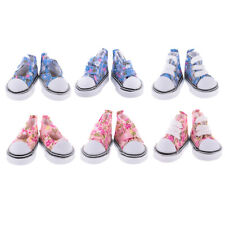 1 Pair of Canvas Shoes Sports Shoes for Blythe BJD Doll Mary Jane Shoes Accs