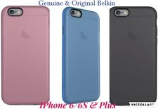 Belkin Grip Candy Case Slim Case Soft Touch for iPhone 6/6s and Iphone 6/6s PLUS