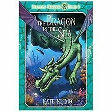 Dragon Keepers #5: the Dragon in the Sea by Kate Klimo (c2013, NEW Paperback)
