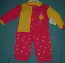 New with Tags Toddler Girls 2 Piece Outfits 12 Months--3T