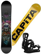 CAPITA 2017 THUNDERSTICK 151,153, 155 CM SNOWBOARD W/ UNION BINDINGS, NEW