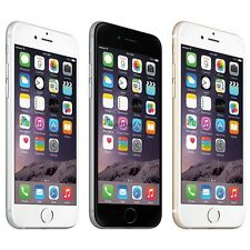 FACTORY UNLOCKED APPLE IPHONE 6 16GB 64GB SMARTPHONE US SELLER GREY SILVER GOLD